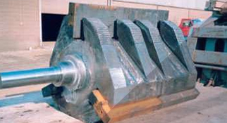 Semi-Solid Body Recycle Rotors
