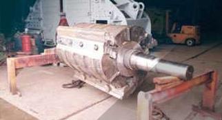 Solid Body Primary Rotors
